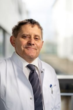 Chefarzt Dr. Thomas Blankenburg. Foto: Kay Zimmermann