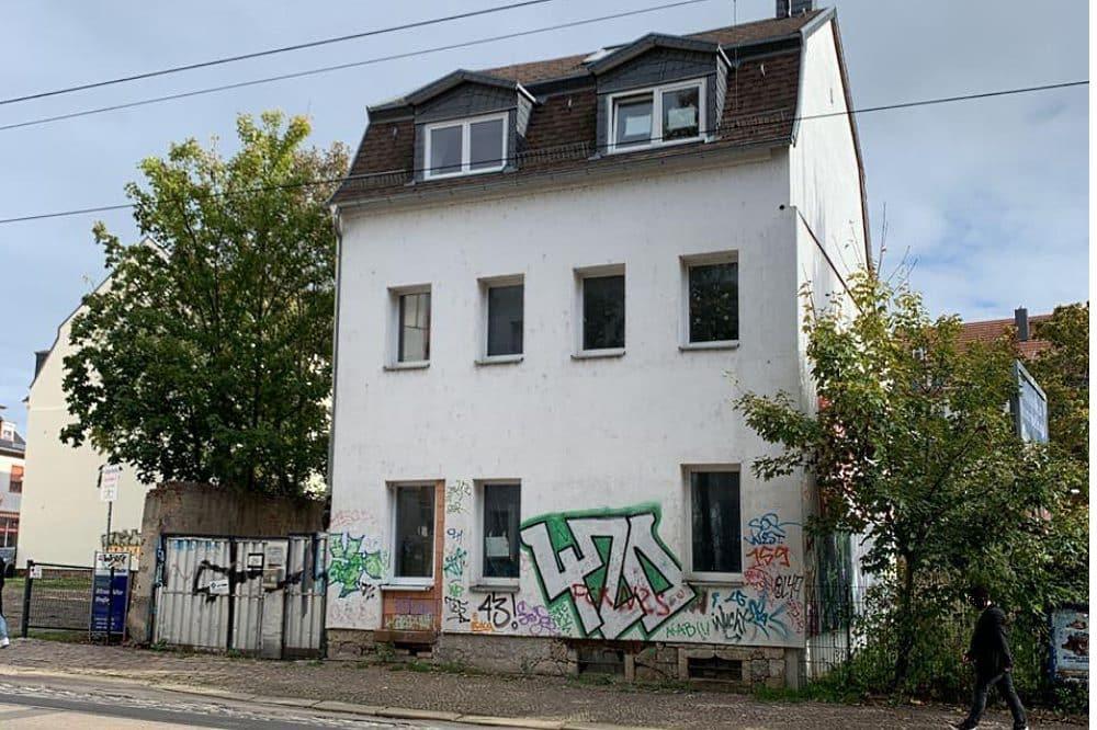Dieskaustraße 29. Foto: Privat