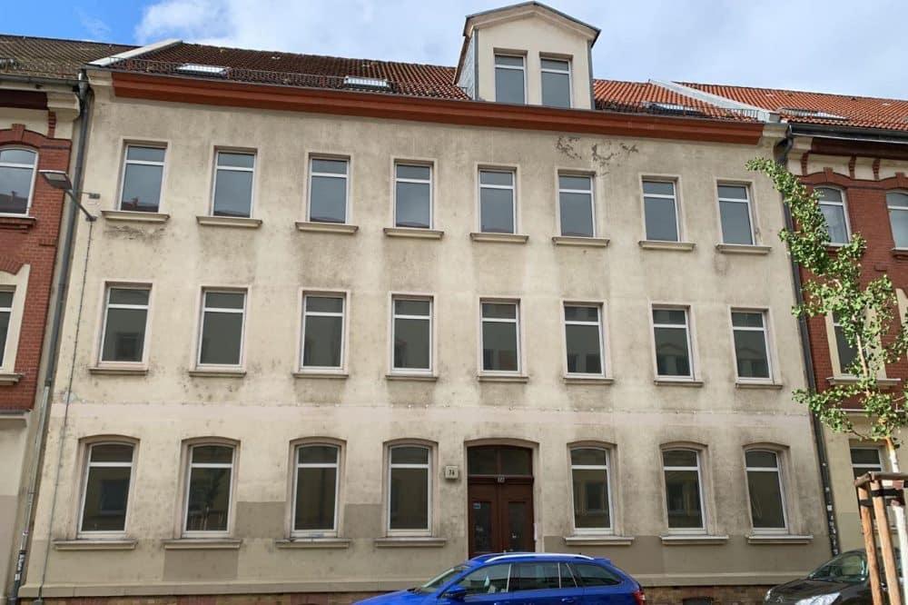 Gießerstraße 74. Foto: Privat