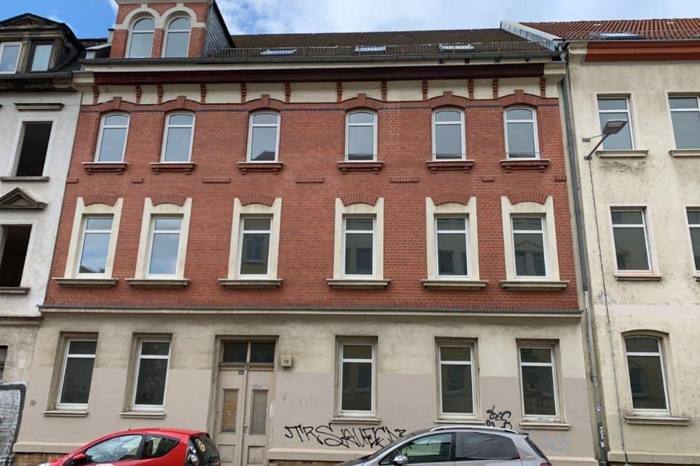 Gießerstraße 76. Foto: Privat