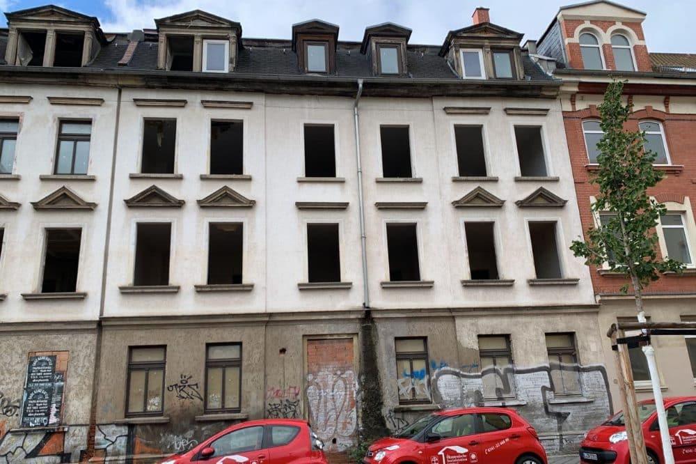 Gießerstraße 78. Foto: Privat