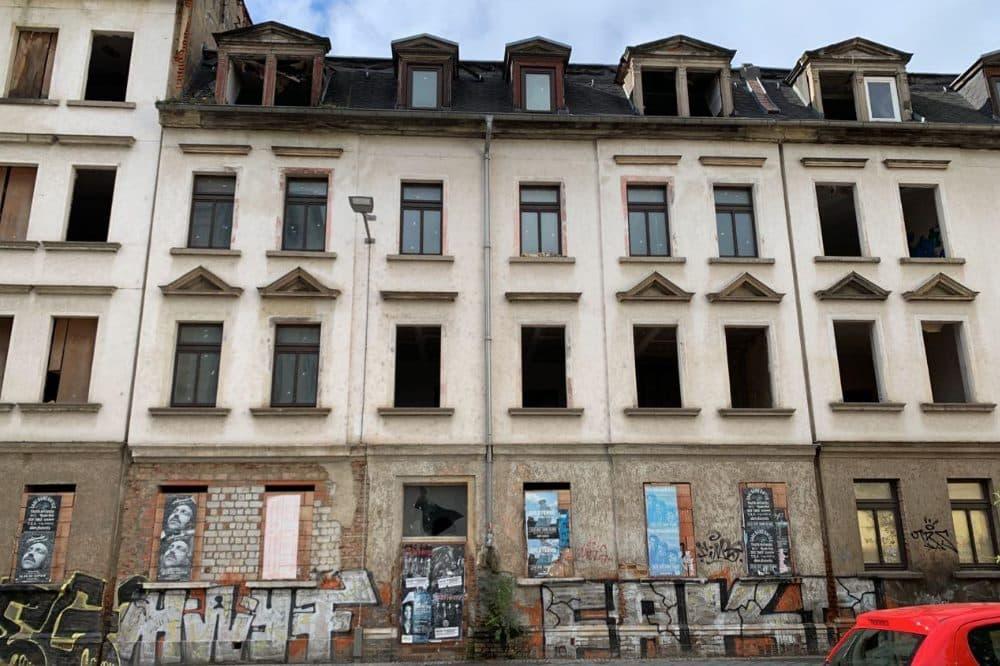 Gießerstraße 80. Foto: Privat