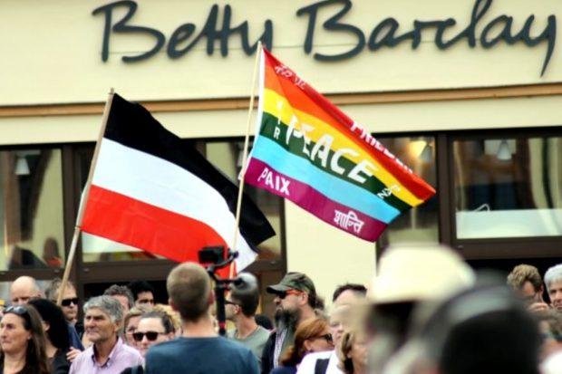 Leipzig am 28. August. Foto: L-IZ.de