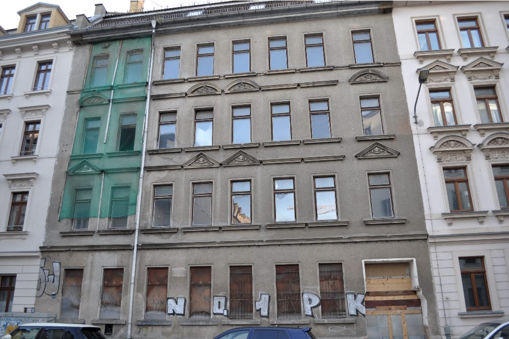 Mierendorffstraße 58. Foto: Privat