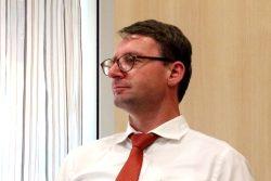 Sachsens Innenminister Dr. Roland Wöller (CDU). Foto: LZ