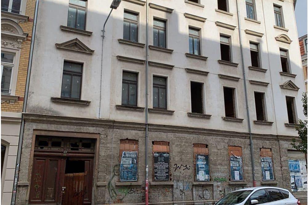 Wigandstraße 28. Foto: Privat