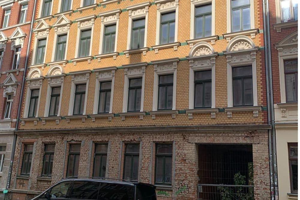 Wigandstraße 38. Foto: Privat