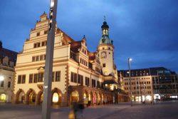 Beherbergt die Dauerausstellung des Stadtgeschichtlichen Museums: das Alte Rathaus. Foto: Ralf Julke