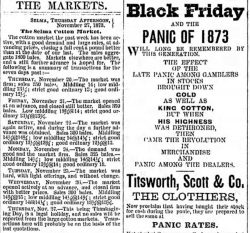The Times-Argus, Selma, Alabama: Thanksgiving, 28. November, Seite 3. Quelle: newspapers.com