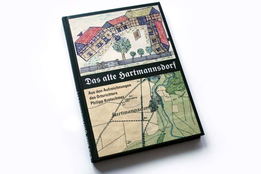 Das alte Hartmannsdorf. Foto: Ralf Julke