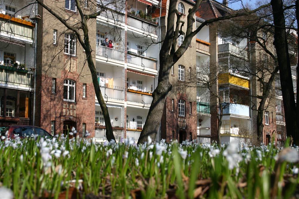 Meyersche Häuser in Kleinzschocher. Archivfoto: Ralf Julke