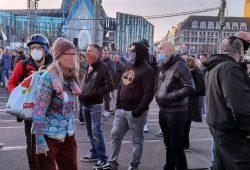 Am 7. November 16:00 Uhr auf dem Augustusplatz. Foto: L-IZ.de