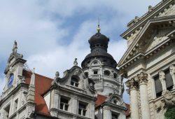Das Neue Rathaus in Leipzig. Foto: L-IZ.de