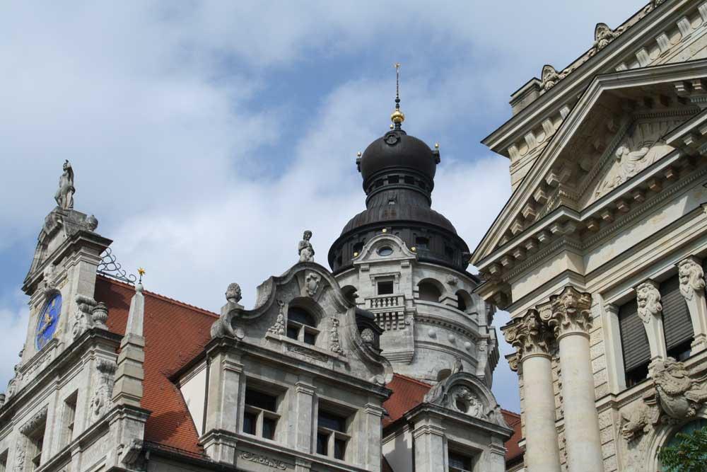 Das Neue Rathaus in Leipzig. Foto: LZ