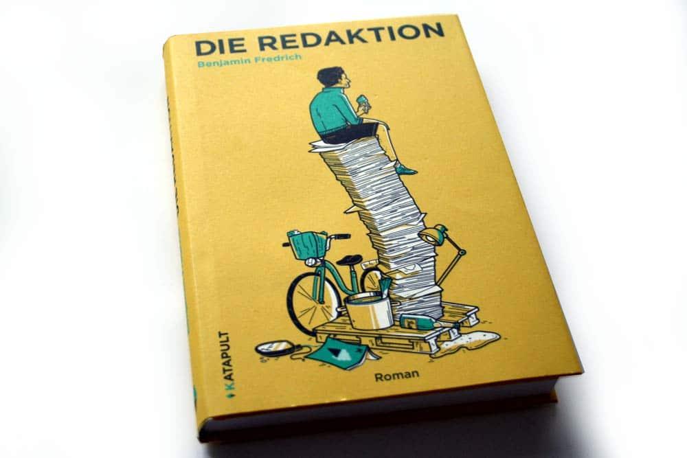 Benjamin Fredrich: Die Redaktion. Foto: Ralf Julke
