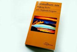 Poesiealbum neu: Wolfgang Rischer zum Fünfundachtzigsten. Foto: Ralf Julke