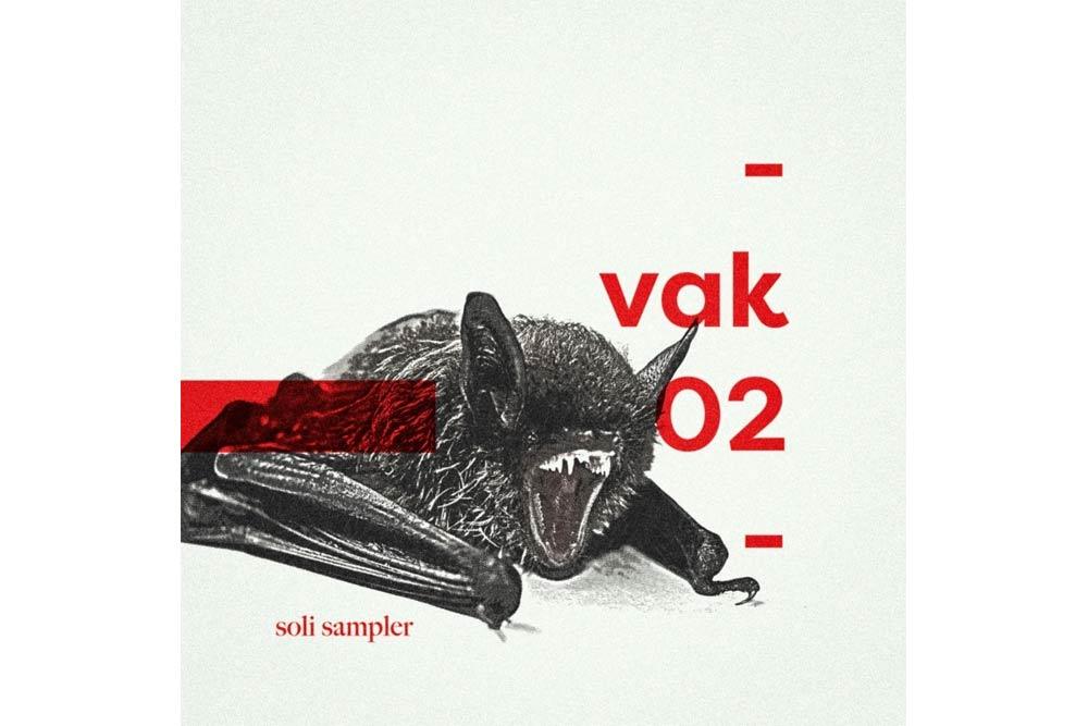 Erscheint am 6. November: der Sampler VAK 02. Cover: VAK