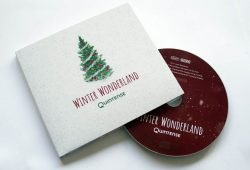 Quintense: Winter Wonderland. Foto: Ralf Julke