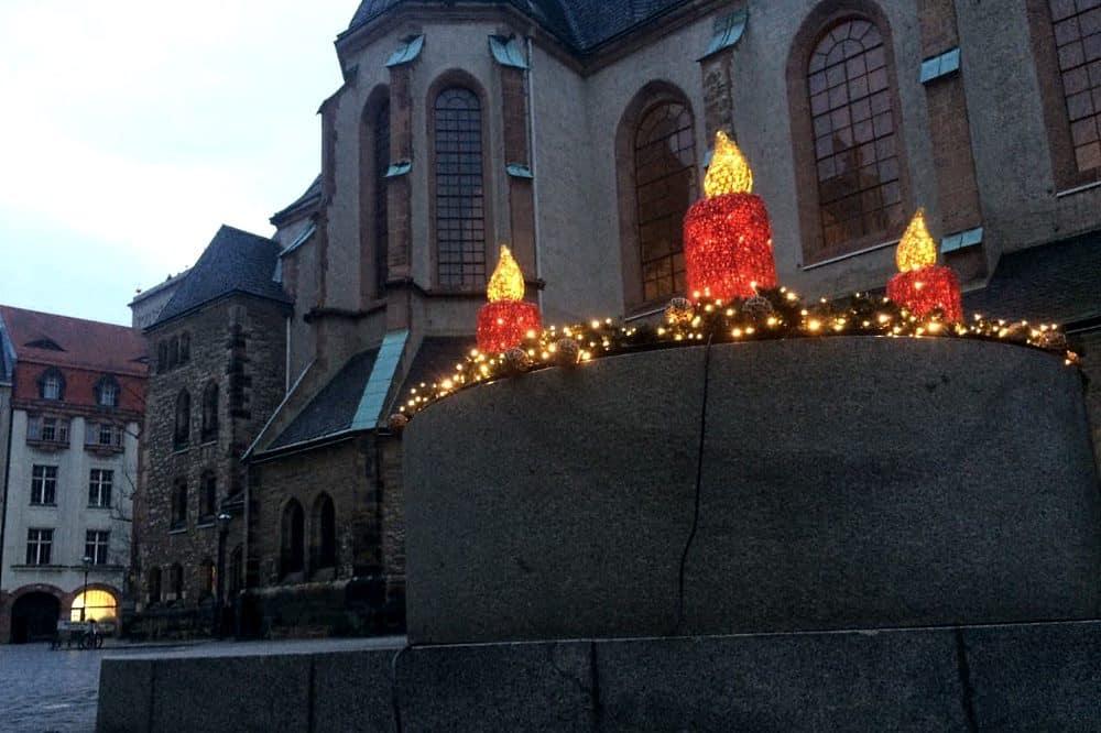 Nikolaikirchhof. Foto: L-IZ.de