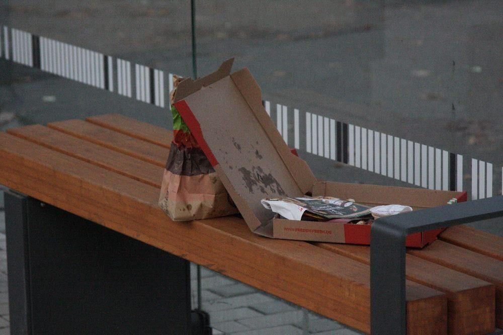 In Meusdorf bleibt oft viel Zeit, bis der nächste Bus kommt. Foto: L-IZ.de
