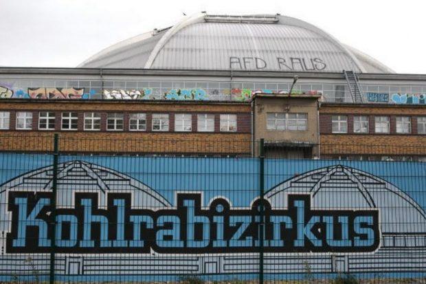 Der Kohlrabizirkus. Foto: Jan Kaefer (Archiv)