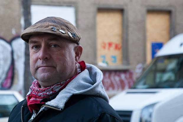 Jörg Tretschok in der Ludwigstraße. 71. © Michael Billig