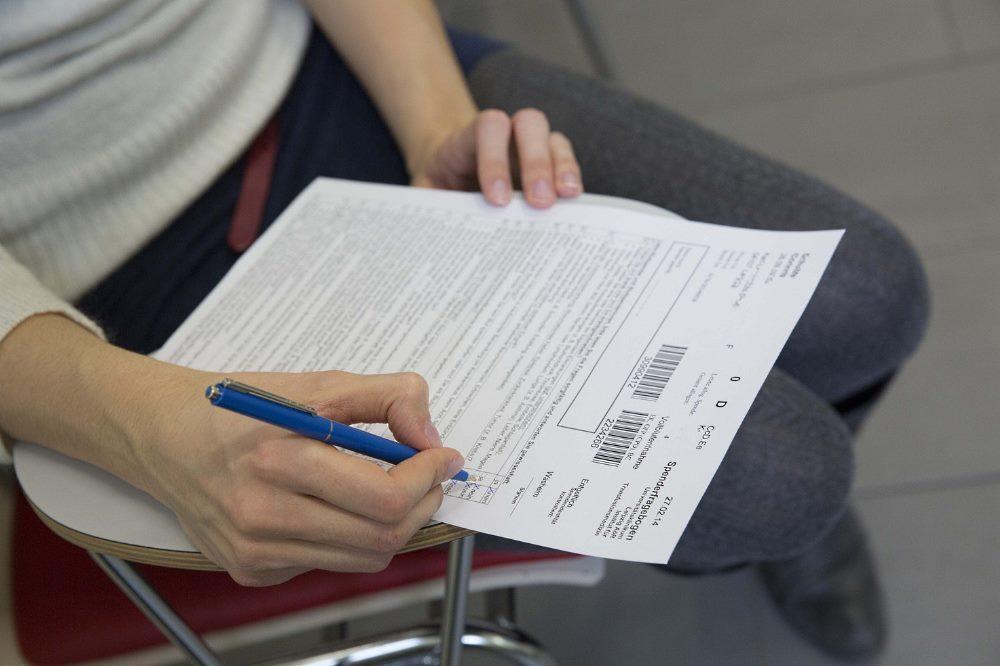 Um die Verweildauer der Blutspender im Institut möglichst kurz zu halten, kann der Spenderfragebogen ab sofort bereits daheim ausgefüllt werden. Foto: Stefan Straube / UKL