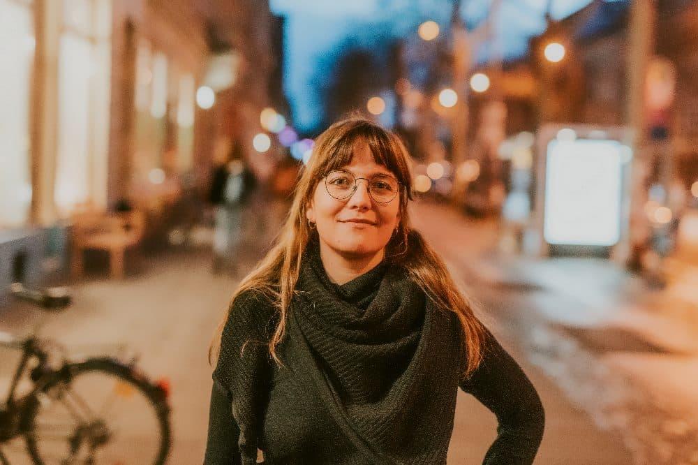 Maren Wilczek wünscht sich von ihren Mitmenschen, dass diese die Bedürfnisse anderer Mitmenschen akzeptieren und mehr Beachtung schenken. Foto: Martin Neuhof
