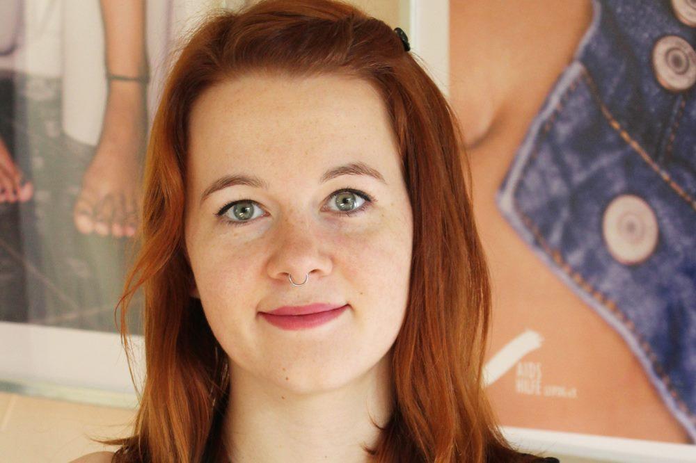 Linda Apsel wünscht sich mehr Offenheit. © Aidshilfe Leipzig