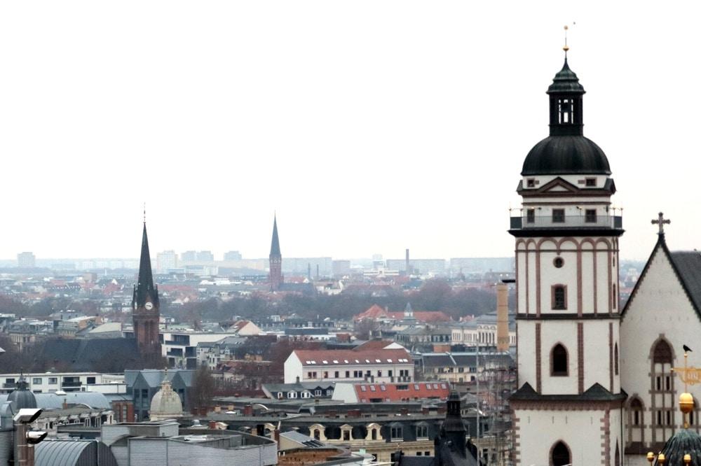 Auch 2020 gab es in Leipzig einen deutlichen Bevölkerungszuwachs. Foto: LZ