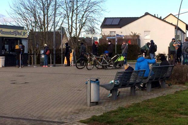 Sammeln in Markkleeberg am Seeblick 10? Foto: L-IZ.de