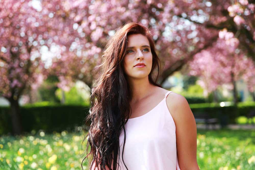 Bianca Aristía. Foto: Juliana Paulos