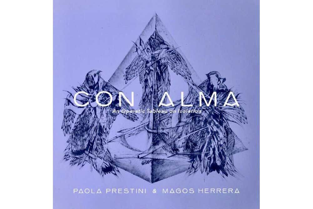 """Cover des Albums """"Con Alma"""". Cover: National Sawdust Tracks"""
