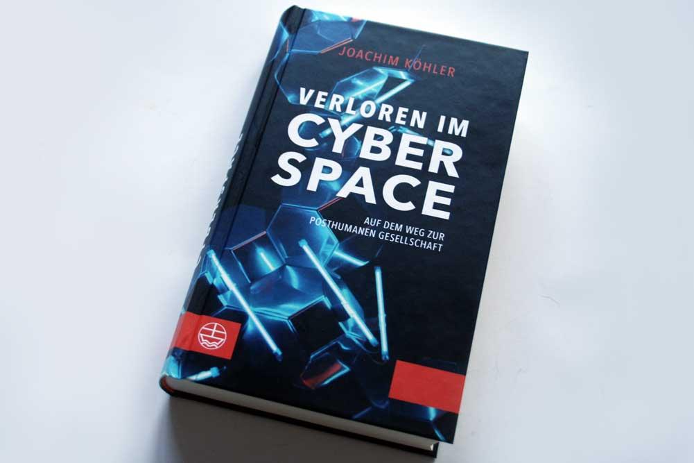 Joachim Köhler: Verloren im Cyberspace. Foto: Ralf Julke