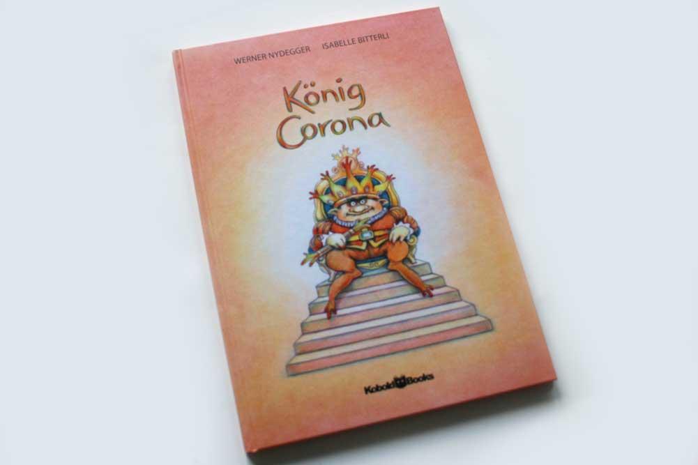 Werner Nydegger, Isabelle Bitterli: König Corona. Foto: Ralf Julke