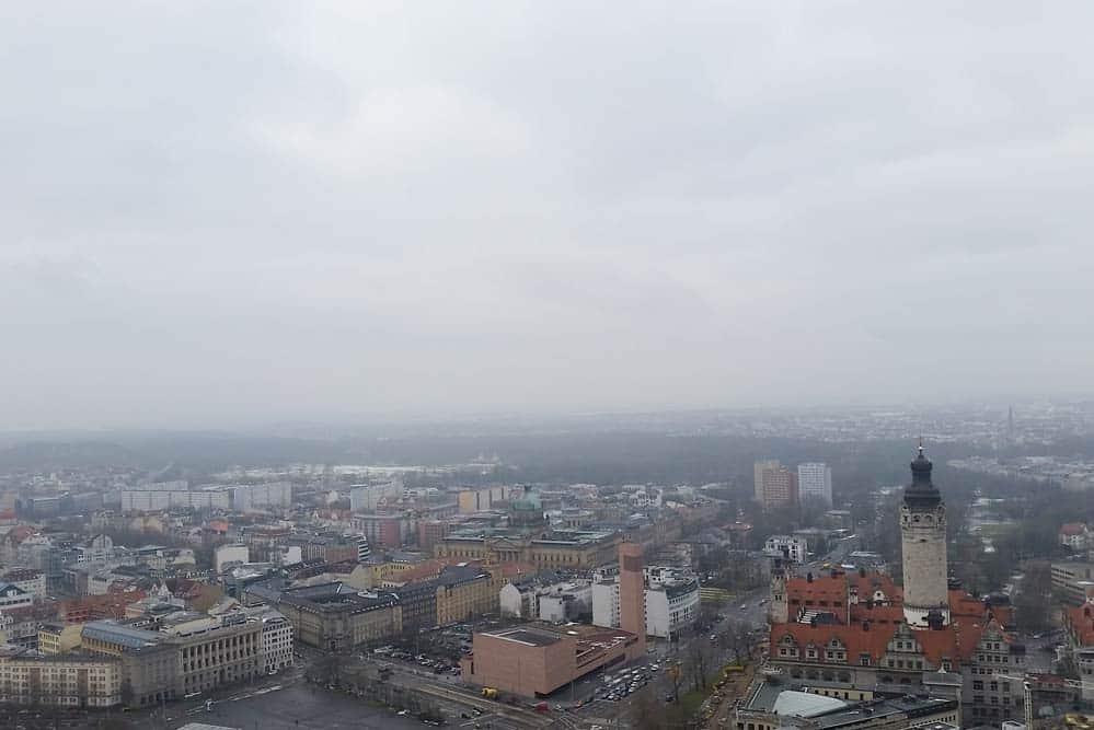 Trübe Aussichten in Leipzig. Foto: L-IZ.de