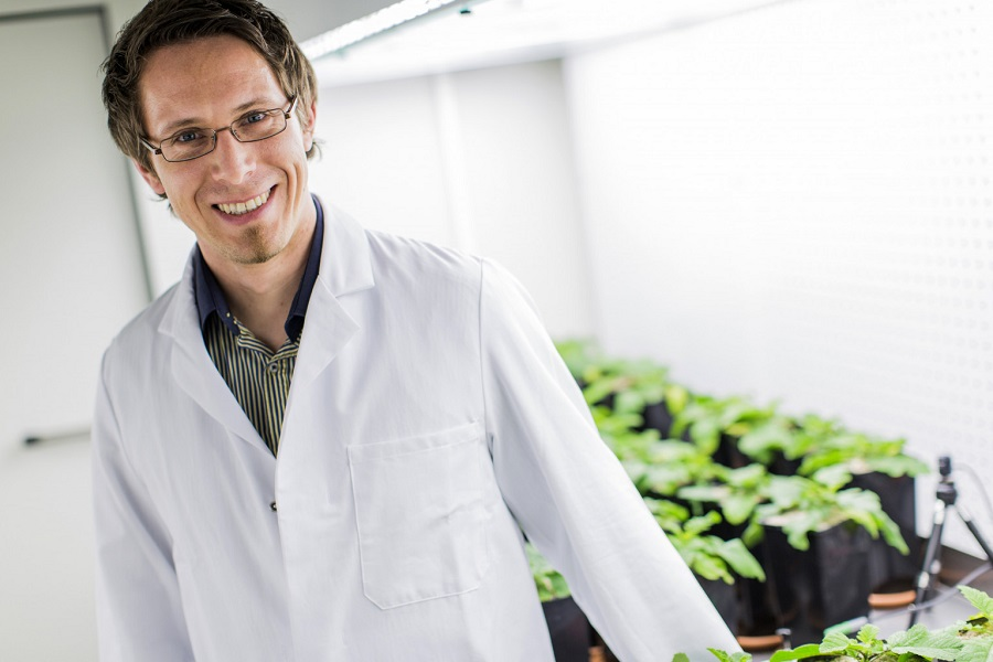 Prof. Nico Eisenhauer. Foto: Christian Hüller