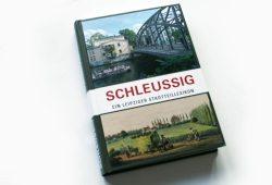 Schleußig. Ein Leipziger Stadtteillexikon. Foto: Ralf Julke