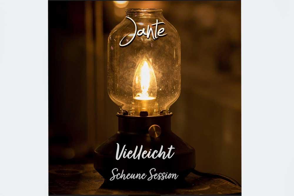 Die neue Single von JANTE: Vielleicht.