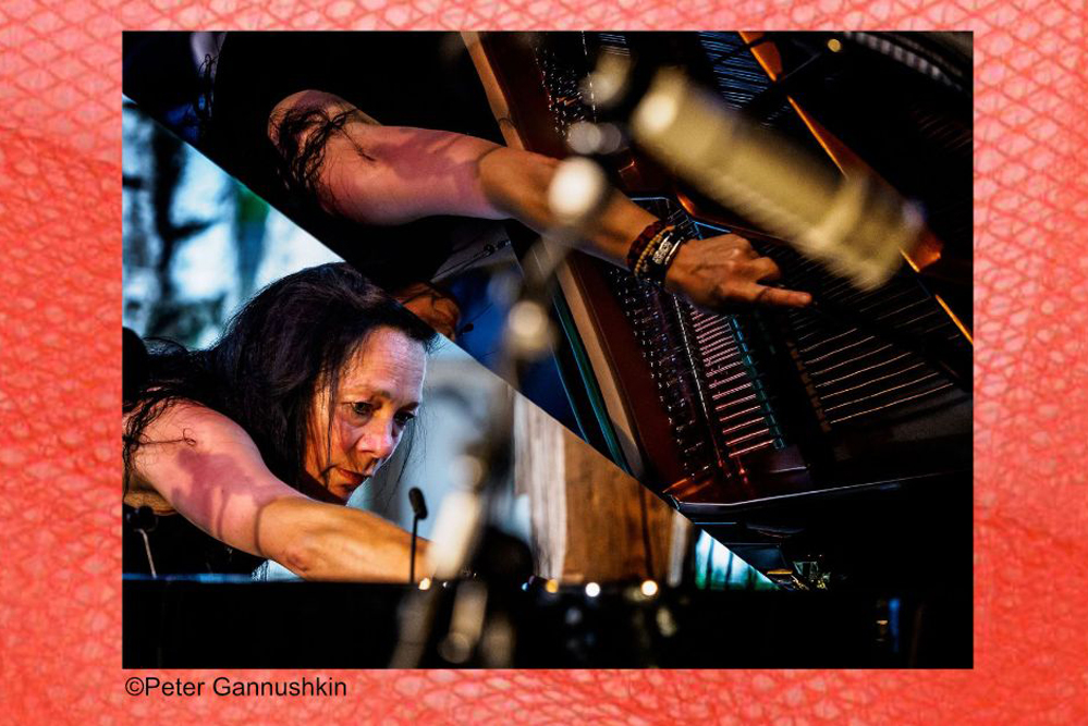 Simone Weißenfels. Foto: Peter Gannushkin
