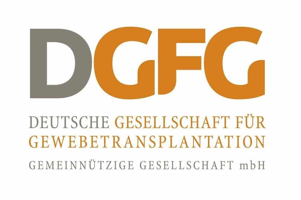Logo der DGFG. Foto: DGFG