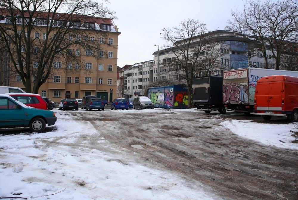 Connewitz Kreuz. Foto: Martin Schöler