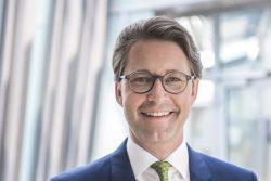 Bundesverkehrsminister Andreas Scheuer (CSU, MdB). Quelle: andreas-scheuer.de/presse
