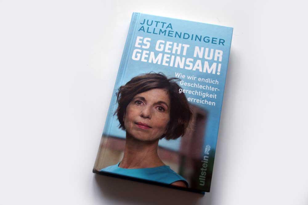 Jutta Allmendinger: Es geht nur gemeinsam! Foto: Ralf Julke