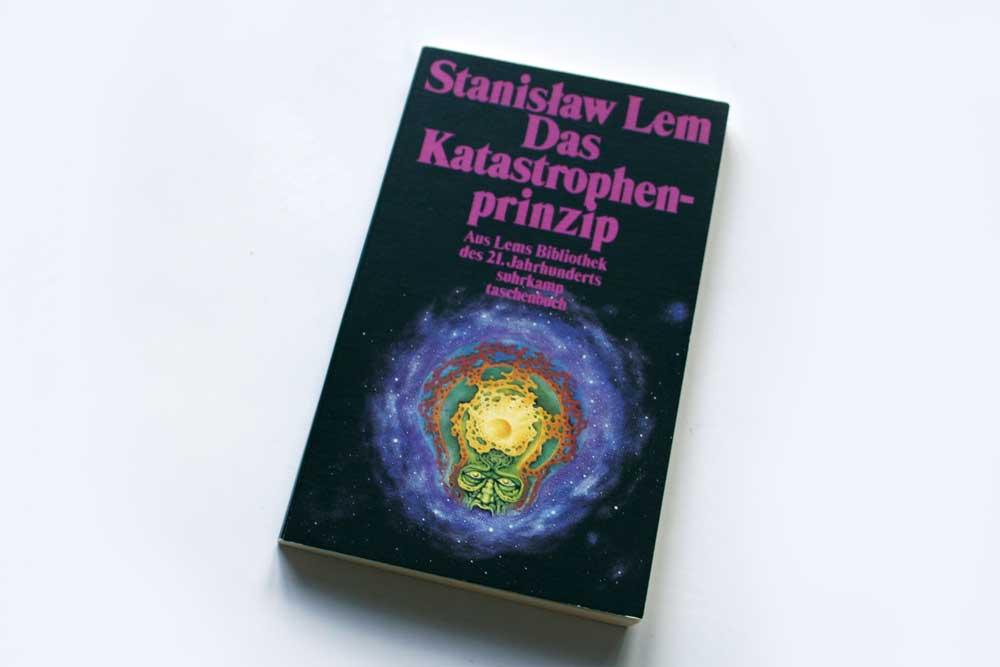 Stanislaw Lem: Das Katastrophenprinzip. Foto: Ralf Julke