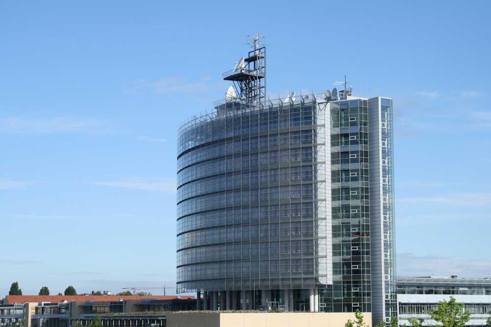 MDR-Hochhaus in Leipzig. Foto: Ralf Julke
