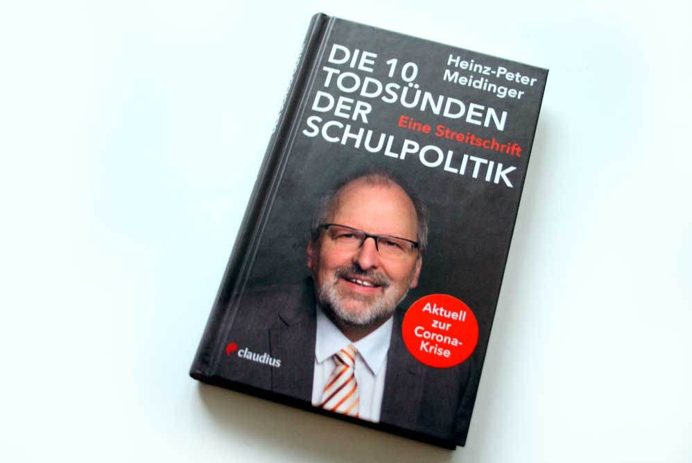 Heinz-Peter Meidinger: Die 10 Todsünden der Schulpolitik. Foto: Ralf Julke