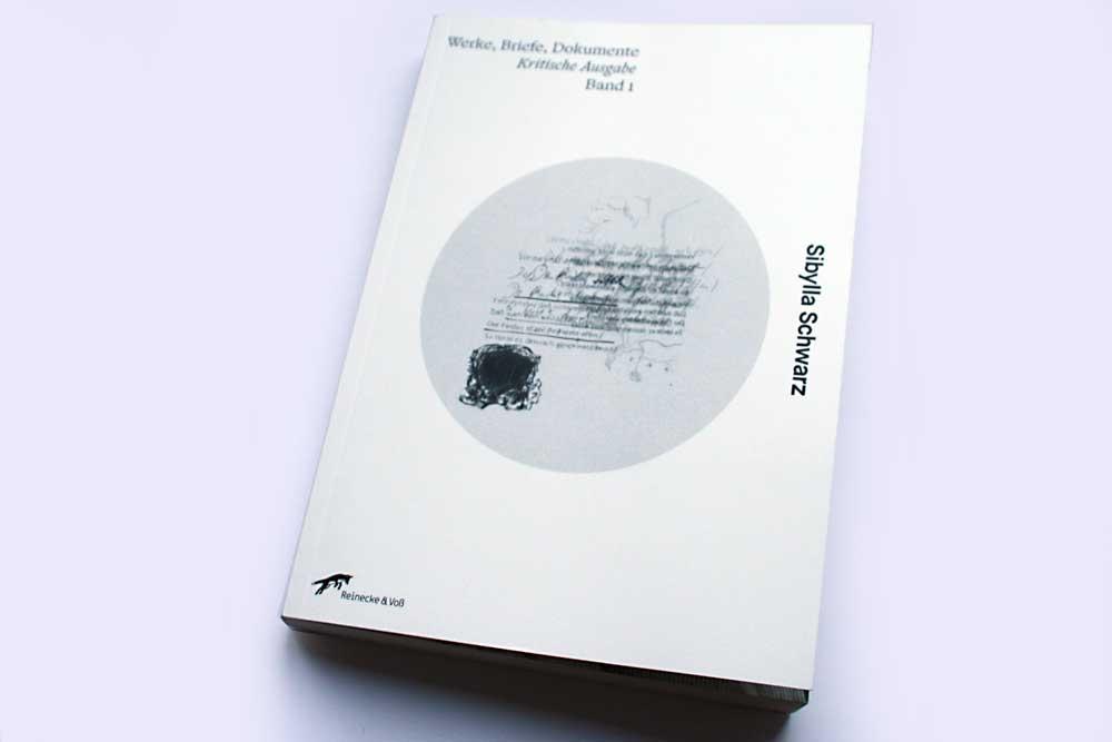 Sibylla Schwarz: Werke, Briefe, Dokumente. Band 1. Foto: Ralf Julke