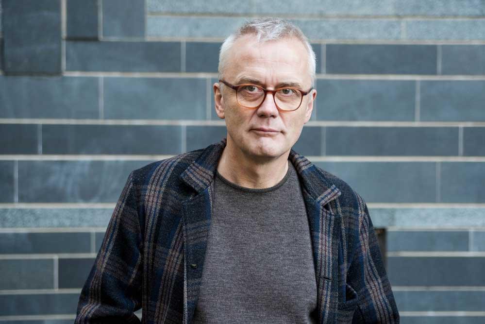 Festivalleiter Christoph Terhechte. Foto: DOK Leipzig 2019/ Susann Jehnichen