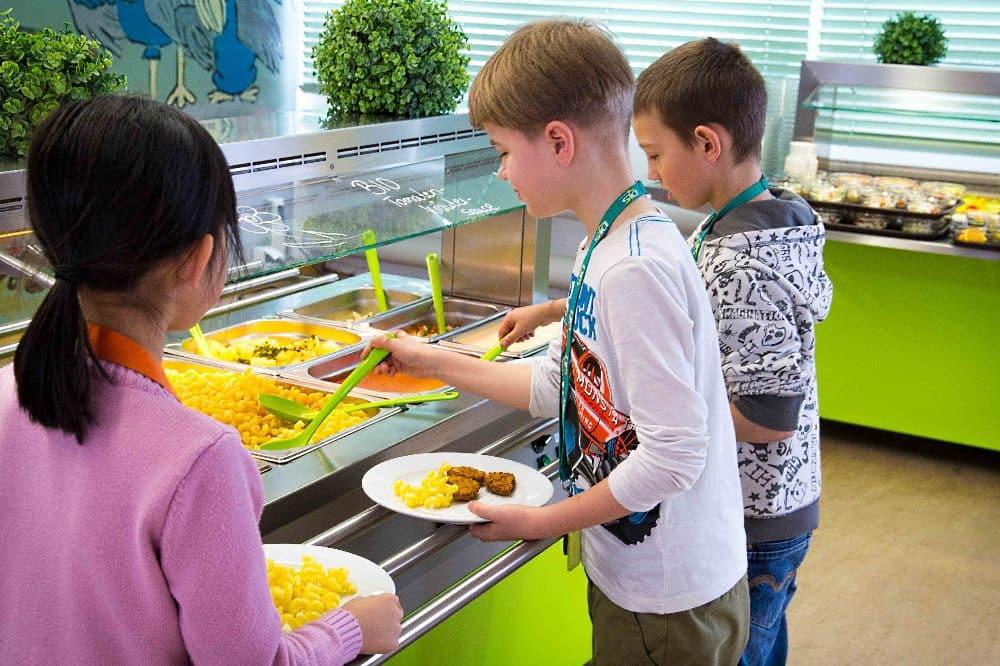 Auftun nach Geschmack und Appetit heißt bis zu 50 Prozent weniger Abfall. © DLS